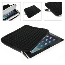 Black EVA foam Padded Tablet Carrying Sleeve Pouch Case for Apple iPad Air