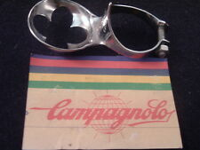 Campagnolo Umbrella Pump Clip NEW / NOS Vintage #632 Chrome Steel Clamp++