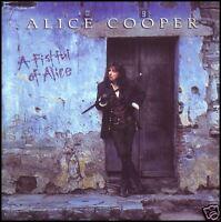 ALICE COOPER - A FISTFUL OF ALICE : LIVE CD ~ ROB ZOMBIE~SLASH~SAMMY HAGAR *NEW*