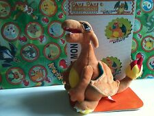"Pokemon Plush Charizard Big 9"" Poseable Bendable doll stuffed figure charmander"