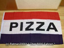 Fahnen Flagge Pizza - 90 x 150 cm