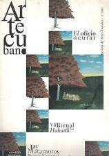Revista Arte Cubano 2001. Art Cuban Painting Magazine. VII Bienal, Jose Bedia...