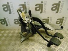 SKODA SUPERB 3.0 2002 BRAKE AND CLUTCH PEDAL BOX