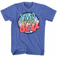 Saved by the Bell Vintage Logo Men's T Shirt TV Show Comedy High School Screech