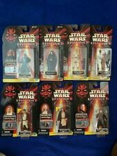 Vintage Star Wars Figurines, Episode 1