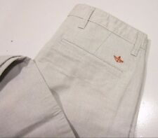 "Dockers ""The Alpha Khaki"" Slim Tapered Alph(a) Magma Grey Print Chino Pants"