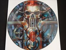 """One Minute Silence """"South Central"""" 12"""" Picture Disc. Import/U.K pressing. RARE"""