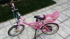 """16 ZOLL 16"""" Kinderfahrrad Mädchenfahrrad Kinder Kinderrad Fahrrad Rad Bike Pink"""