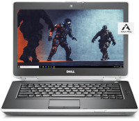 """Dell Latitude E6430 HD 14"""" Intel Core i5 3.20GHz 8GB 256GB SSD Win10 HDMI Webcam"""