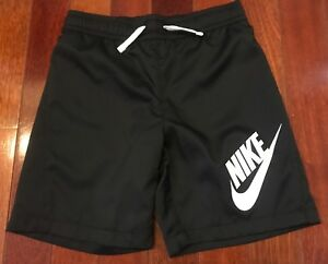 NIKE Athletic Black & White Board Shorts Boys Size Small -  NWT - $35