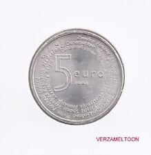 "NEDERLAND 5 EURO  2004: ""EUROPAMUNT VIJFJE"" UNC"