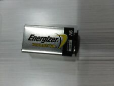new 9 volt energizer industrial batteries lot of 50