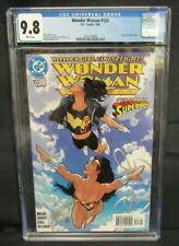 Wonder Woman #153 (2000) Adam Hughes Cover CGC 9.8 CE098