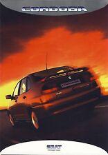 Seat Cordoba 1996 catalogue brochure