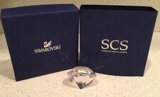 Swarovski Crystal Society SCS Chaton 2012 Member Gift Diamond Gem 1096758 New