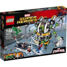 Lego Marvel Super Heroes 76059 Doc Ocks Tentacle Trap