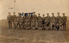 WW1 officer group Royal Marines Royal Naval Division RND