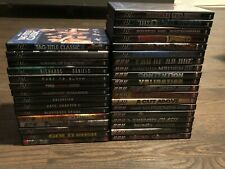 ROH Ring of Honor 2009 & 2010 LOT 34 DVDS RARE OOP WWE WWF NJPW PWG TNA AEW ECW