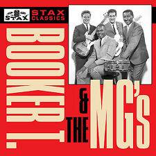 Stax Classics 0081227940614 by Booker T. & The Mg's CD