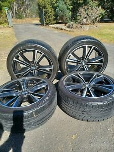 Ford Falcon Mag Wheels & tyres X 4