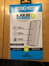 Gadget Guard Black Ice + Edition Tempered Screen Protector For Apple iPhoneXR/11