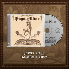 PAGAN ALTAR - Mythical & Magical (NEW*NWOBHM/EPIC DOOM*REMASTERED)
