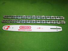Schwert Oregon 35 cm + 2 Ketten für Partner 351, Mac 333, 335, Electrolux 2115