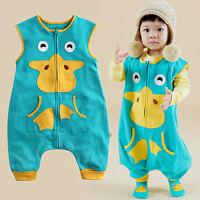 "NWT Vaenait Baby Girls Clothes Kids Cotton Sleepsack /""Cotton Rabbit/"" 1T-7T"