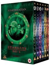 Stargate SG-1 Complete Series 5 Fifth Season 5 SG1/SG 1.....