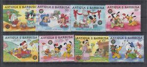 N466. Antigua & Barbuda - MNH - Cartoons - Disney's - Christmas