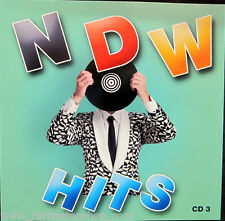 CD / NDW / HITS 3 / EAV / LINDENBERG / IXI / SCHILLING / KIZ / IDEAL / RHEINGOLD