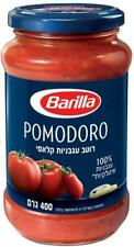 Barilla Pasta sauce Pomodoro Italian Noodle Kosher 400gr