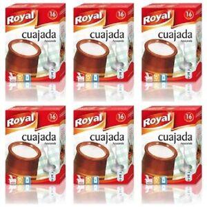 6 CUAJADA ROYAL  X 96 SERVINGS
