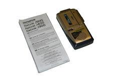 Olympus Pearlcorder J500 J 500 Diktiergerät Handgerät                        *40