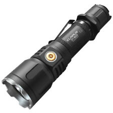 Klarus XT12S Rechargeable Flashlight -CREE XHP35 HI D4 -1600Lm -Battery Included