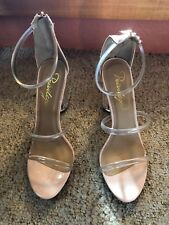 WOMENS PRIVILEGED LALI Heels SIZE 10 NEW NWOB OPEN TOE ANKLE STRAP