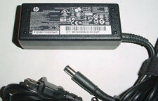 Genuine HP AC Adapter Power Supply: 65W 19.5V smart pin, mixed