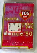 VARIOUS - 105 FOR YOU DANCE '80 - Musicassetta Casssette Tape Sealed