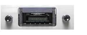 1947 48 49 50 51 52 1953 GMC Truck USA 230 Radio AM/FM MP3 Aux Imput NEW