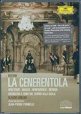 Rossini. La Cenerentola (1988) DVD NUOVO SIGILLAT C. Abbado Jean-Pierre Ponnelle