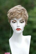 "ESTETICA ""BRIANNE""wig-color: light brown/golden blond highlights-LIQUIDATION"