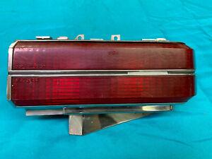 1981 - 1986 Oldsmobile Cutlass GBODY Tail Light Lamp Lens OEM GM LH 5972133