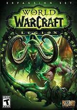 NEW Pc World Of Warcraft Legion