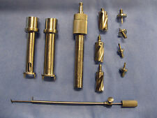 LOT OF 11 ANTERIOR FUSION KIT COMPONENTS
