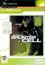Microsoft Xbox-Tom Clancy's Splinter Cell: Classics con embalaje original