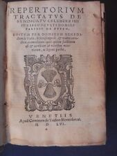 Paride del Pozzo Puteo Pimonte de Syndicatu diritto pubblico 1556 Comin da Trino