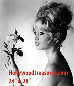 "Brigitte Bardot ~Hair Salon~Spa~Beauty Salon~Photo~Decor~Stylist~Poster~24 x 28"""