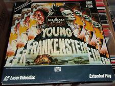 Young Frankenstein Laserdisc LD Mel Brooks
