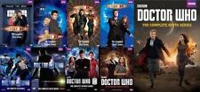 NEW! DOCTOR WHO Complete Series:1-9, 1 2 3 4 5 6 7 8 9 (DVD) FREE SHIPPING!