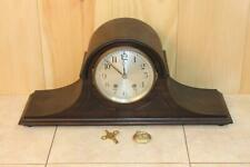 Antique Seth Thomas 8 Day Time and Strike Clock In Running Condition * Classic *